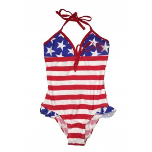 So Cal Baby American Pride One Piece Swimsuit