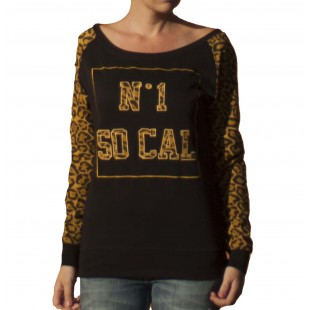 So Cal Coco Crew Neck Fleece