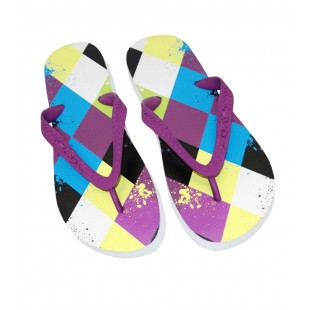 So Cal Argyle Love Sandal