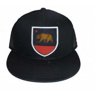 So Cal California Republic Republicad Trucker Trucker Hat