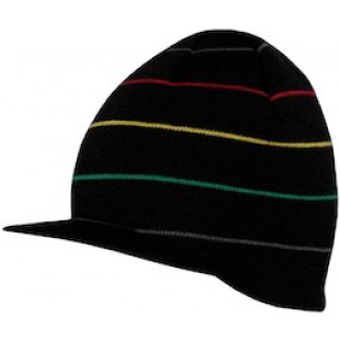 So Cal Pufftough Brim Beanie
