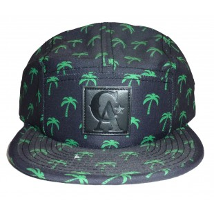 So Cal Palms 5 Panel Hat