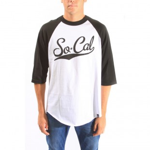 So Cal Skids Ranglan L/S Shirt