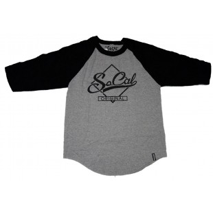 So Cal Player Ranglan L/S Shirt