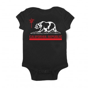 So Cal Republic Melt Onesie