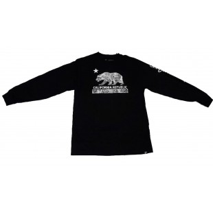 So Cal California Republic Drawling L/S Tee