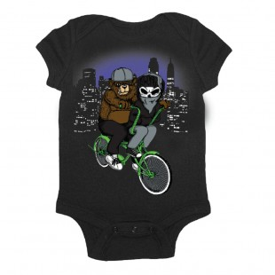 So Cal Cruiser Onesie