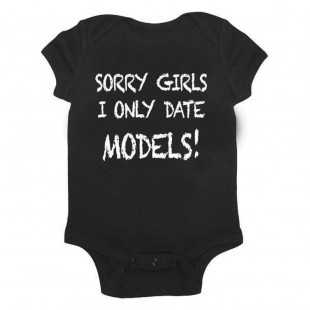 So Cal Date Models Onesie