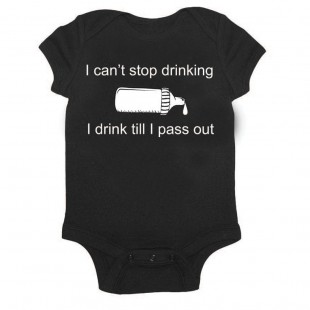 So Cal Passout Onesie