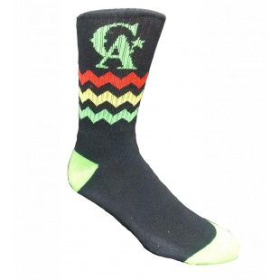 So Cal California Republic Calikings Socks